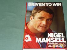 NIGEL MANSELL - DRIVEN TO WIN.